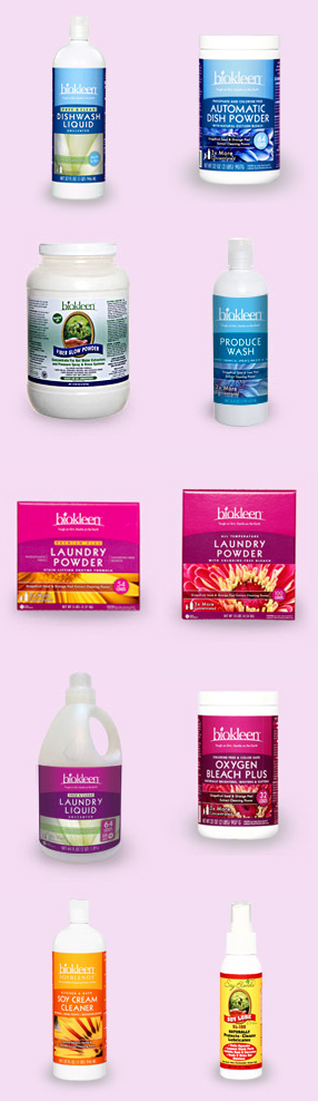 Biokleen Products, Ethosolution Products