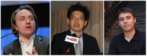 YouTube's founders, who started youtube, the origins of youtube, YouTube the Ethosolution